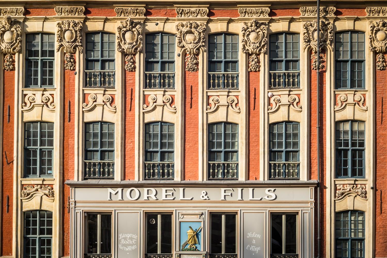 Flemish architecture